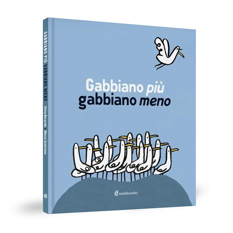 Read more about the article Gabbiano più gabbiano meno